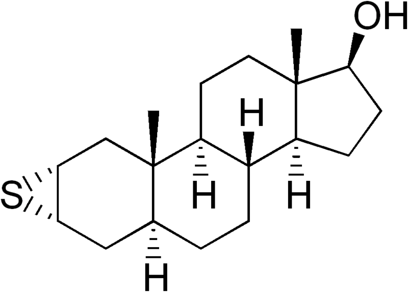 epistane-chemical-structure