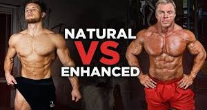 Natural VS Enhanced Bodybuilding
